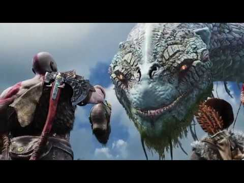 Видео № 1 из игры God of War (2018) [PS4] Хиты PlayStation