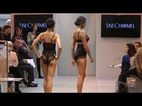 2015 01 Paris LingerieMesse Lise Charmel