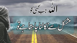 Best Urdu Quotes | Kamyabi Quotes (Motivational Quotes) Urdu Quotations l Courage Quotes