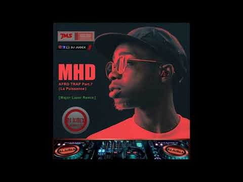 MHD [ MAJOR LAZER REMIX] AFRO TRAP Part 7 ( la puissance)