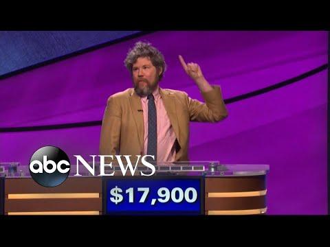 Viral 'Jeopardy' winner describes his success
