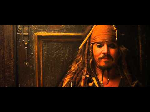 NEW Official Pirates of the Caribbean On Stranger Tides Trailer -- Official Disney UK Trailer