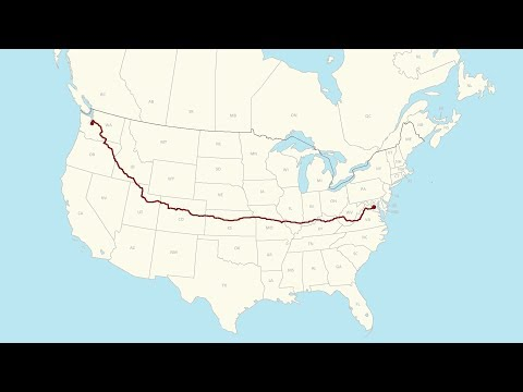 Washington, DC To Seattle, WA: A Complete Road Trip