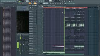 El Profesor   Bella Ciao (HUGEL Remix) FL STUDIO REMAKE