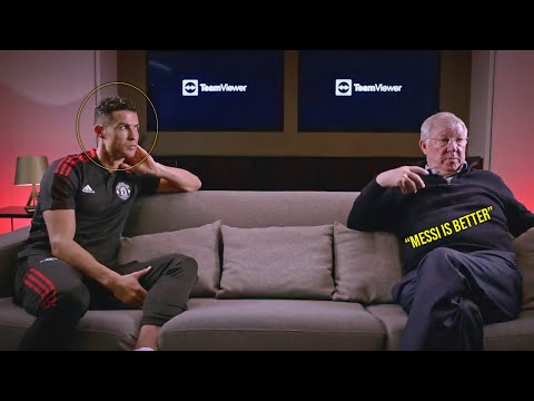 Cristiano Ronaldo Angriest Interviews / SWEARING ON LIVE TV !