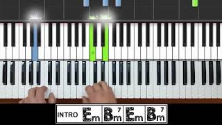 Calcutta Kiwi PIANO TUTORIAL