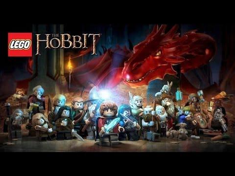 Vidéo LEGO Jeux vidéo XB360LLH : Lego Le Hobbit XBOX 360