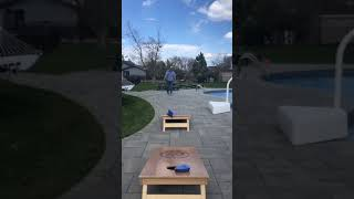 Board Skip Trick Shot