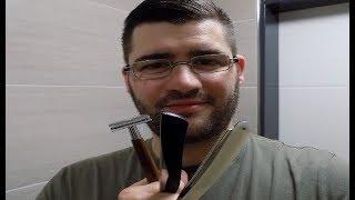 Rasur - Pur ! Konturen schneiden , rasieren , trimmen , Nassrasur
