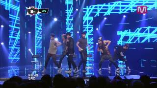 2PM_하.니.뿐. (A.D.T.O.Y. by 2PM@M COUNTDOWN 2013.6.13)