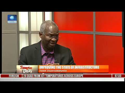 We Will Overcome Our Infrastructure Challenges - Babatunde Fashola