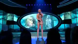 Hollie Cavanagh - Reflection (American Idol 2012 Live show 1)
