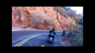 KWR - Zion Tour 2013 - The Tunnel