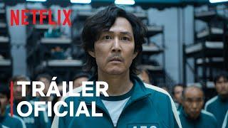 El juego del calamar (EN ESPAÑOL) | Tráiler oficial | Netflix