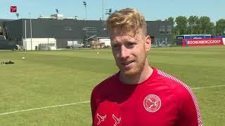 Youri Loen: niet rouwig om vertrek bij Almere City FC