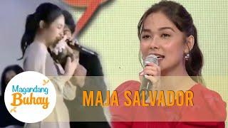Maja is fond of Joshnella | Magandang Buhay