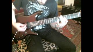 Dream Theater - Afterlife (Guitar Cover)
