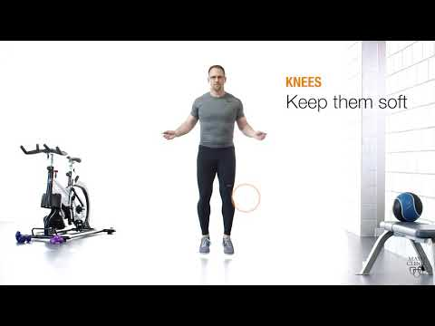 Wellness Wednesday: A jump-rope tough workout without the rope
