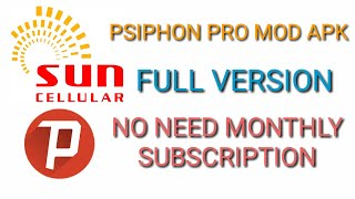Psiphon Pro Mod Unlimited Speed Apk