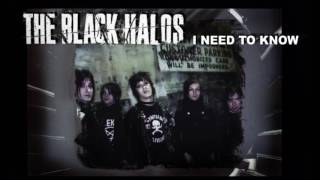 THE BLACK HALOS - I Need To Know (Tom Petty cover)