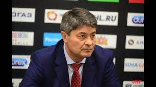 """ХК """"Автомобилист"""" vs ХК ЦСКА, 3:1, 04/09/2018. Пресс-конференция."""