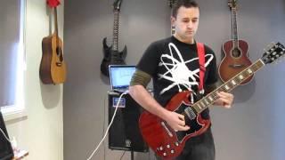 Strung Out - Matchbook - Guitar Cover