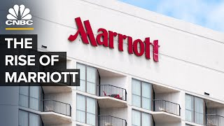 How Marriott Became The Biggest Hotel In The World, And What's Next For The Hotel Giant
