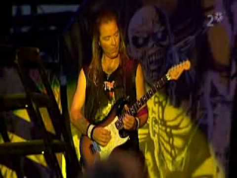 Iron Maiden - Phantom Of The Opera (Live at Ullevi)