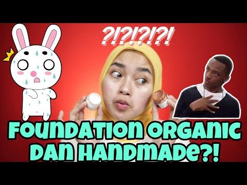 LUSH FOUNDATION ORGANIC DAN HANDMADE! ANTI BERUBTUSAN! | Indira Kalistha