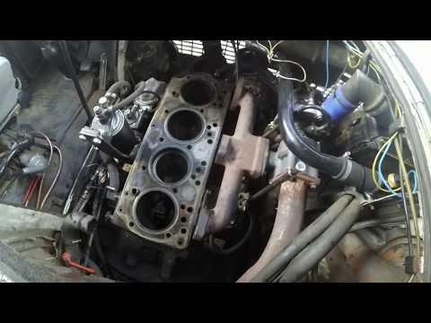 Как разобрать двигатель ММЗ Д-245.