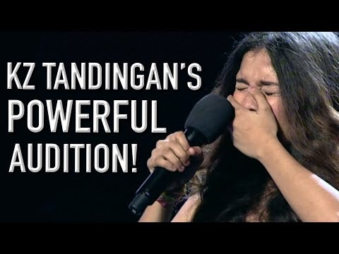 KZ Tandingan WOWS The Crowd With Her First X Factor Audition! | X Factor Global