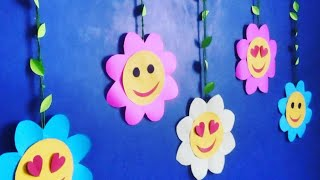 DIY | Smiley Room Decor | Birthday Decorations | Art Knack By Aditi