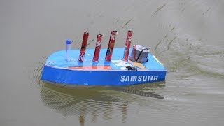 How to make a Boat at home - titanic ship