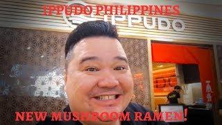 IPPUDO PHILIPPINES | MUSHROOM RAMEN | THE RAMEN RULES PART 3