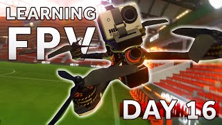 Back for more? Live again! [Day 16] Learning how to fly a FPV Drone LIFTOFF SIMULATOR