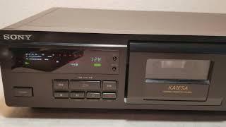 Sony TC-KA1ESA ES Elevated Series Cassette Deck