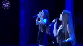 Фестос-2015 Татьяна и Анастасия Лапины