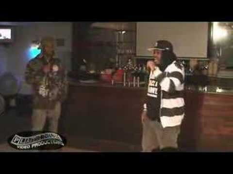Trey Gunz - Roc Da Mic January 2008