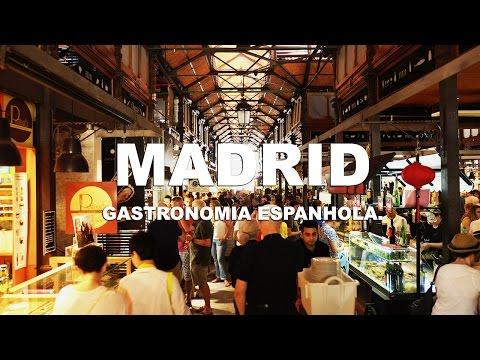 Gastronomia Espanhola que você precisa provar em Madrid Restaurante Espanhol Sorocaba