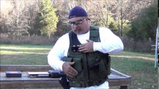 UTG Tactical Vest Intro