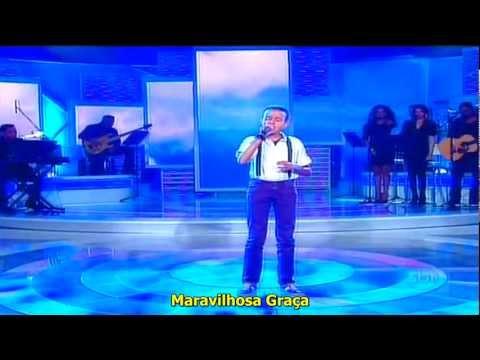 Jotta A - Amazing Grace/My Chains Are Gone- (legendado Portugues Pt Br/Ingles)