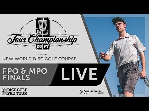 2018 Disc Golf Pro Tour Championship - Finals