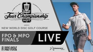 2018 Disc Golf Pro Tour Championship - Finals