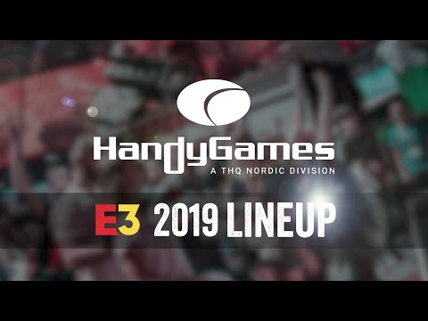 HandyGames E3 2019 Lineup de