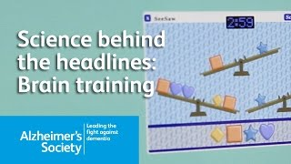 What Is Brain Training? - Alzheimers Society