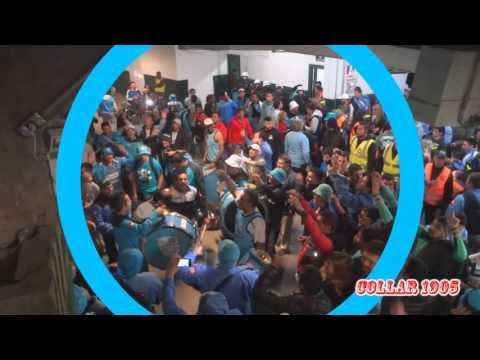 """""""SE IBA ARMANDO EL CARNAVAL PIRATA EN BRASIL..."""" Barra: Los Piratas Celestes de Alberdi • Club: Belgrano"""