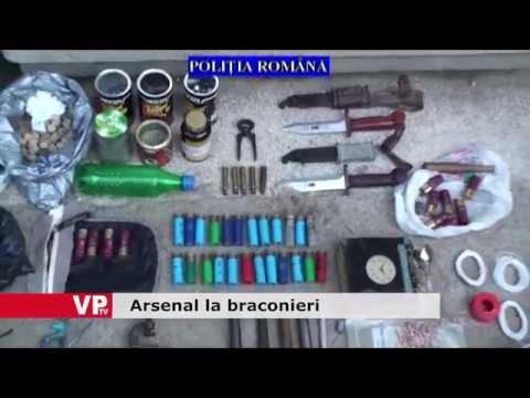 Arsenal la braconieri