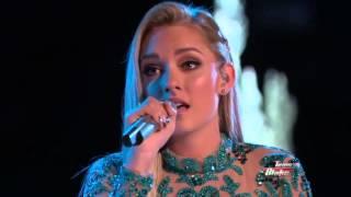 17-Year Old Emily Ann Roberts Sings Elvis Presleys Blue Christmas - The Voice