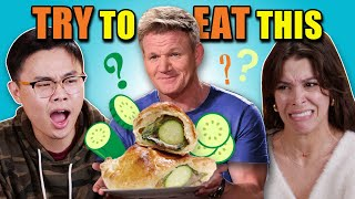 Try To Eat Challenge - Gordon Ramsay's Most Disliked Foods | People Vs Food