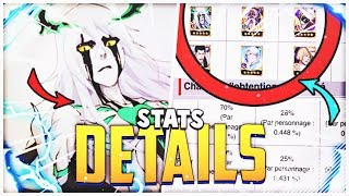ANALYSE NEW ULQUIORRA STATS/SKILS / WTF 144 CINQ ETOILES DANS LE STEP UP BLEACH BRAVE SOULS